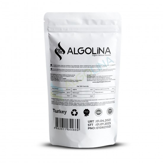 "Algolina Spirulina Powder 100 G (2) - ""Turkey's First 100% Domestic Production"""
